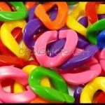  50pcs Acrylic Chunky Link..