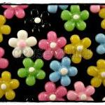 50pcs 11mm Tiny Resin Flo..